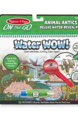 Melissa & Doug Water Wow Animal Antics Deluxe