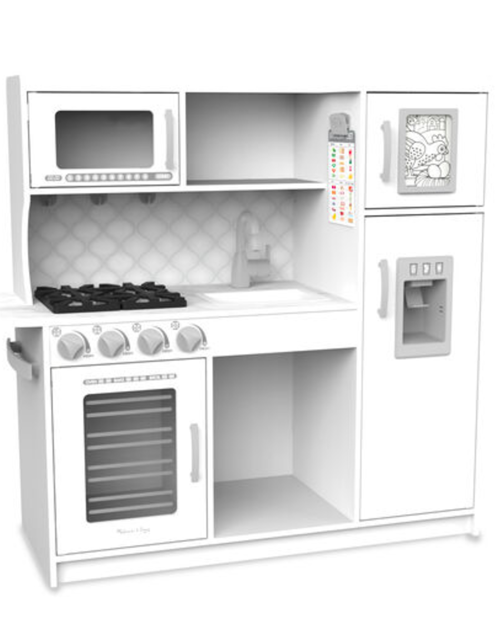 Melissa & Doug Chef's Kitchen-Cloud