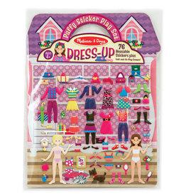 Melissa & Doug Puffy Sticker Dress-Up