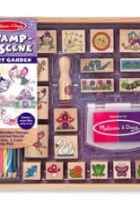 Melissa & Doug Stamp-a-Scene - Fairy Garden