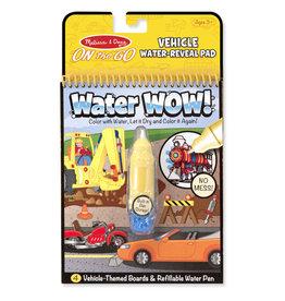 Melissa & Doug Water Wow- Vehicles
