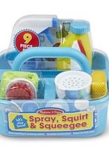 Melissa & Doug Spray, Squirt & Squeegee