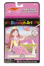 Melissa & Doug Fairy Tales Color-Reveal Pad