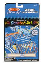 Melissa & Doug Vehicles Color-Reveal Pad