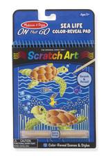 Melissa & Doug Sea Life Color-Reveal Pad