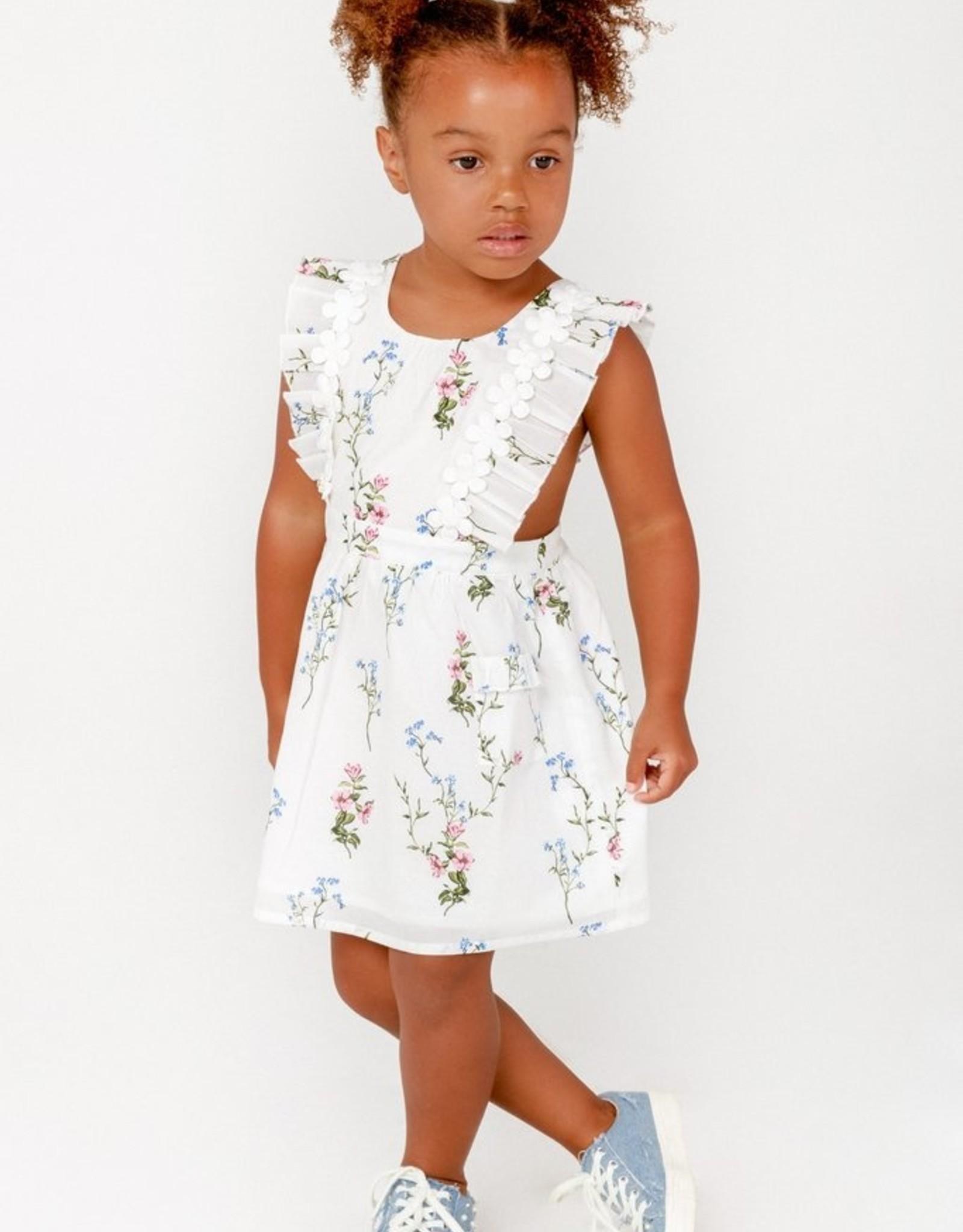 Lil Lemons TULIP APRON DRESS