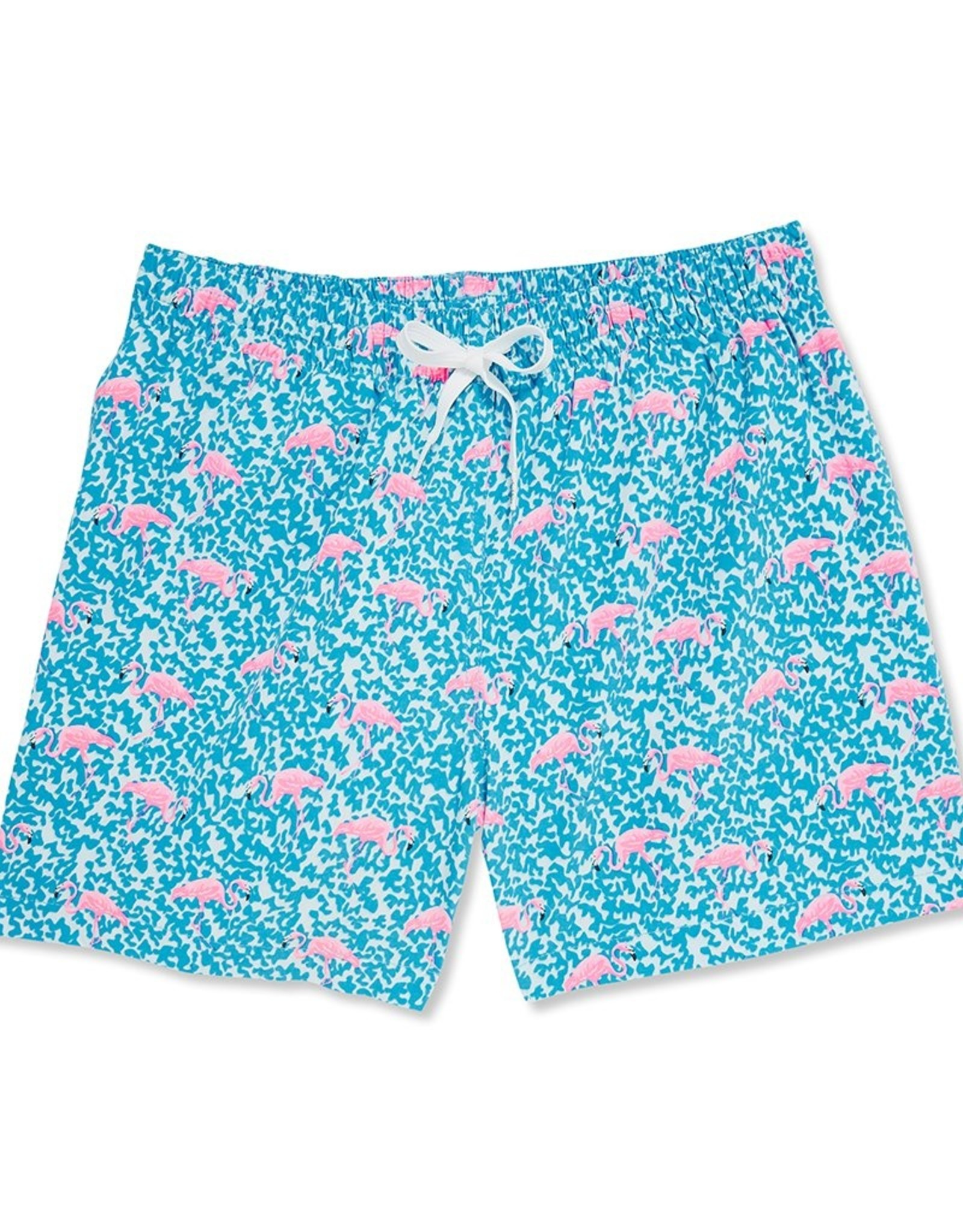 "Chubbies The Domingos Are For Flamingos 5.5"" (Stretch)"