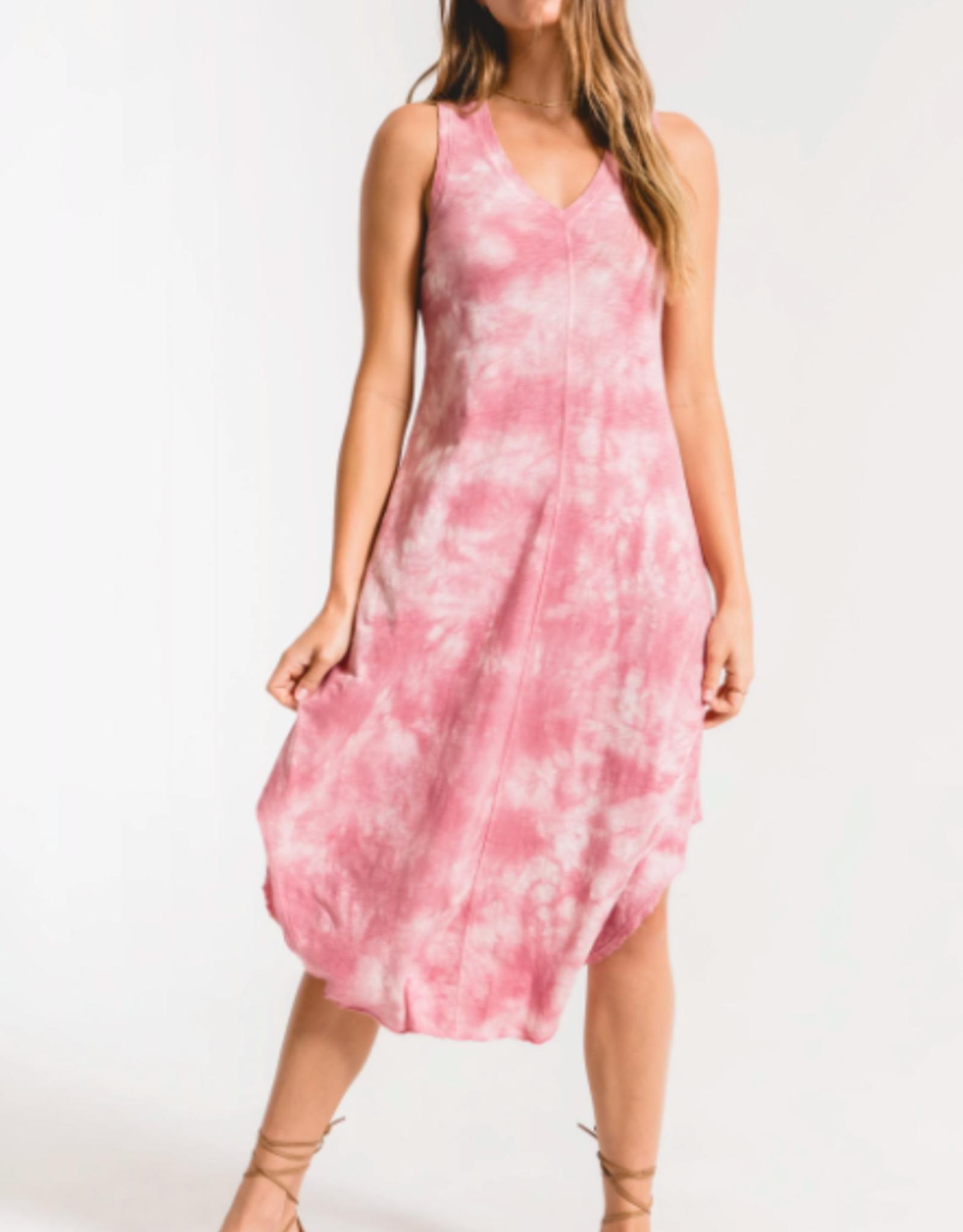 Z Supply The Cloud Tie Dye Dress