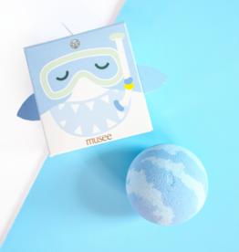 Musee Soap Baby Shark Balm Box