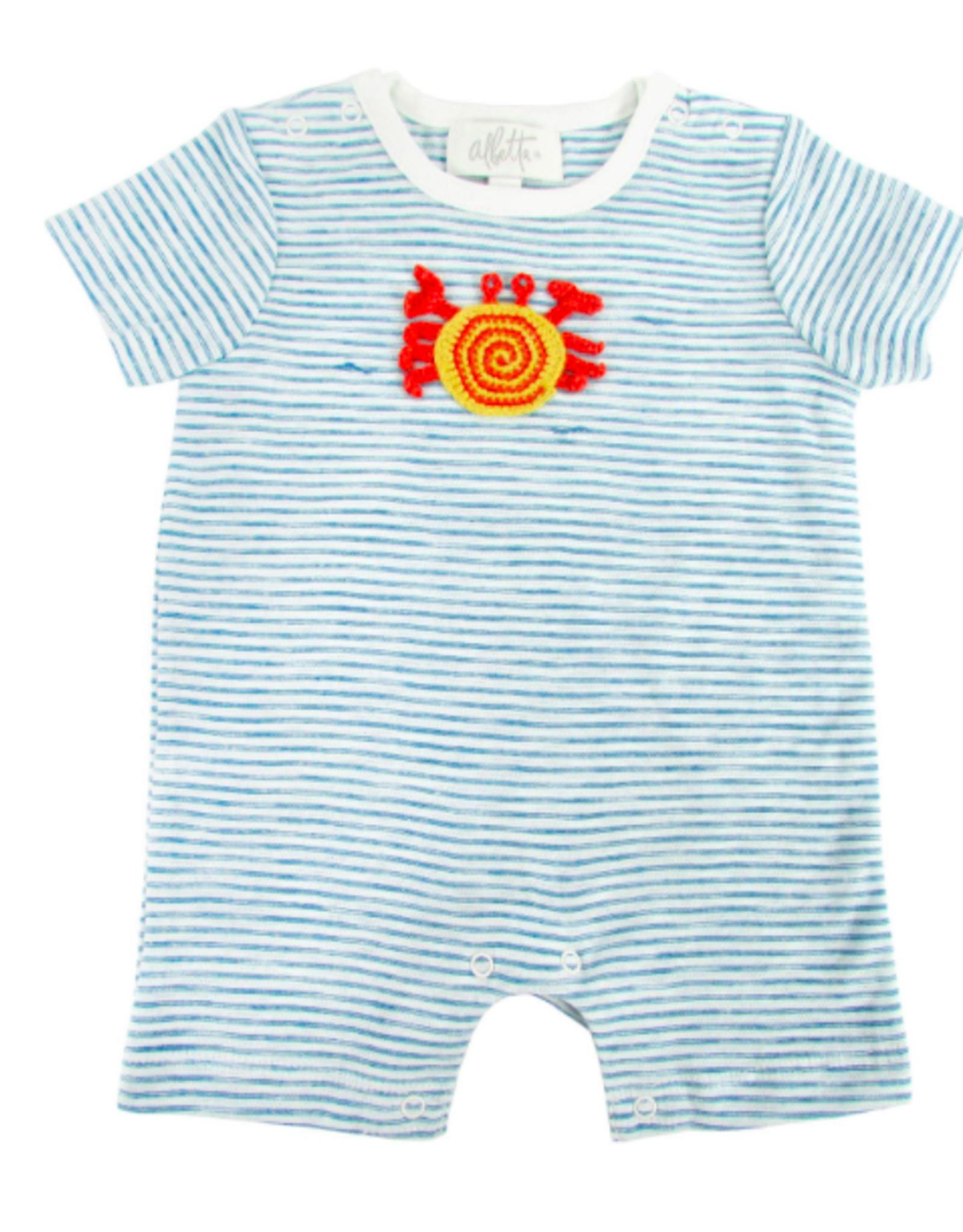 Albetta Crochet Babyvest