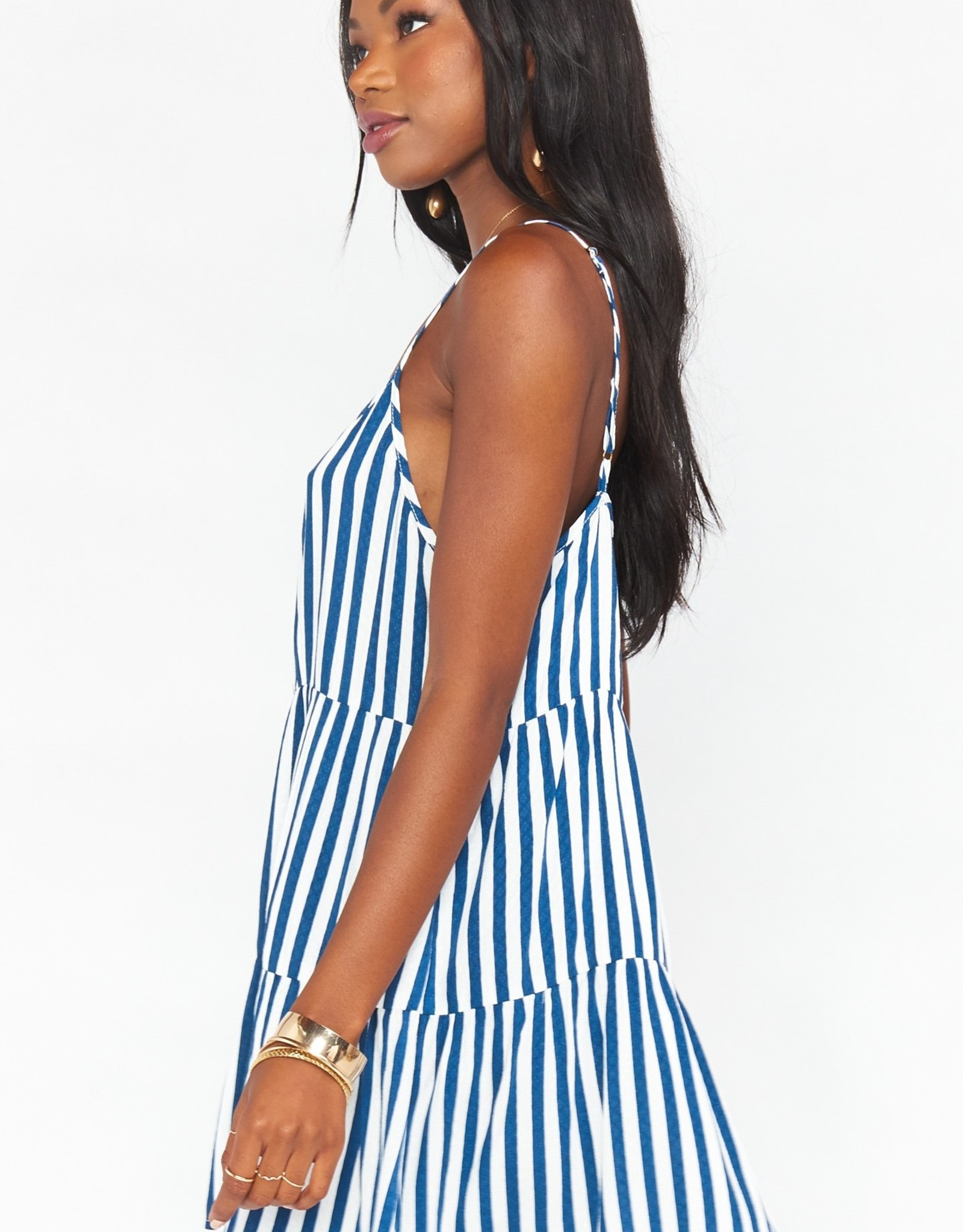 Show Me Your Mumu Caroline Mini Dress