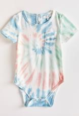 Z Supply The Multi Color Tie Dye Onesie