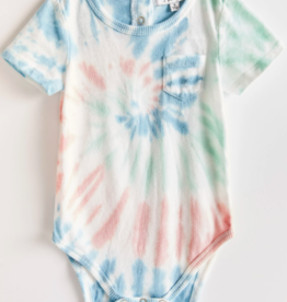 Z Supply The Multi Color Tie Dye Onesie