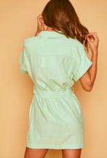 Lost + Wander Garden Girl Mini Dress