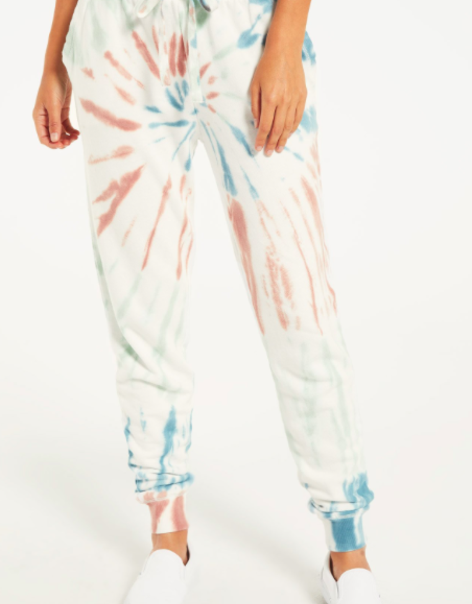 Z Supply Multi Color Tie-Dye Jogger