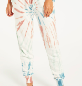Z Supply Multi Color Tie-Dye Jogger