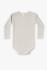 Quincy Mae Ribbed Longsleeves Onesie