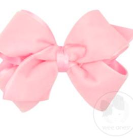 Wee Ones Small Velvet Basic Bow