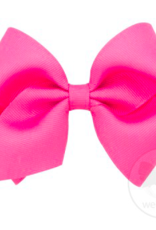 Wee Ones Small Grosgrain Bow