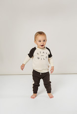 Rylee + Cru Stay Wild Raglan Sweatshirt