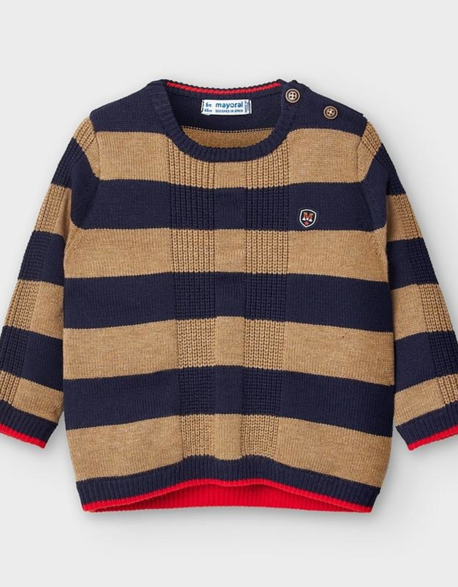Mayoral Grisly Sweater