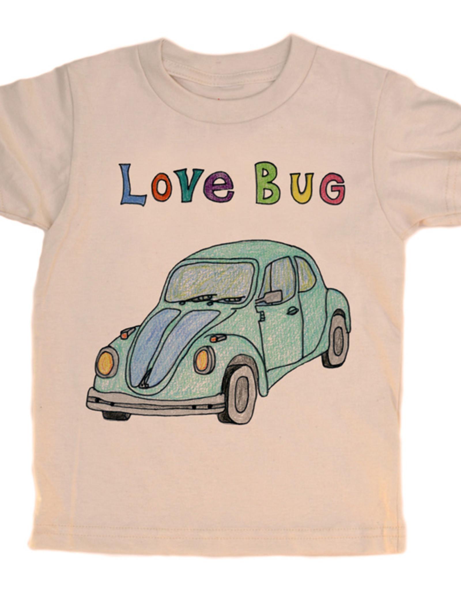 orangeheat Love Bug