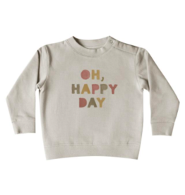 Quincy Mae Fleece Basic Sweatshirt