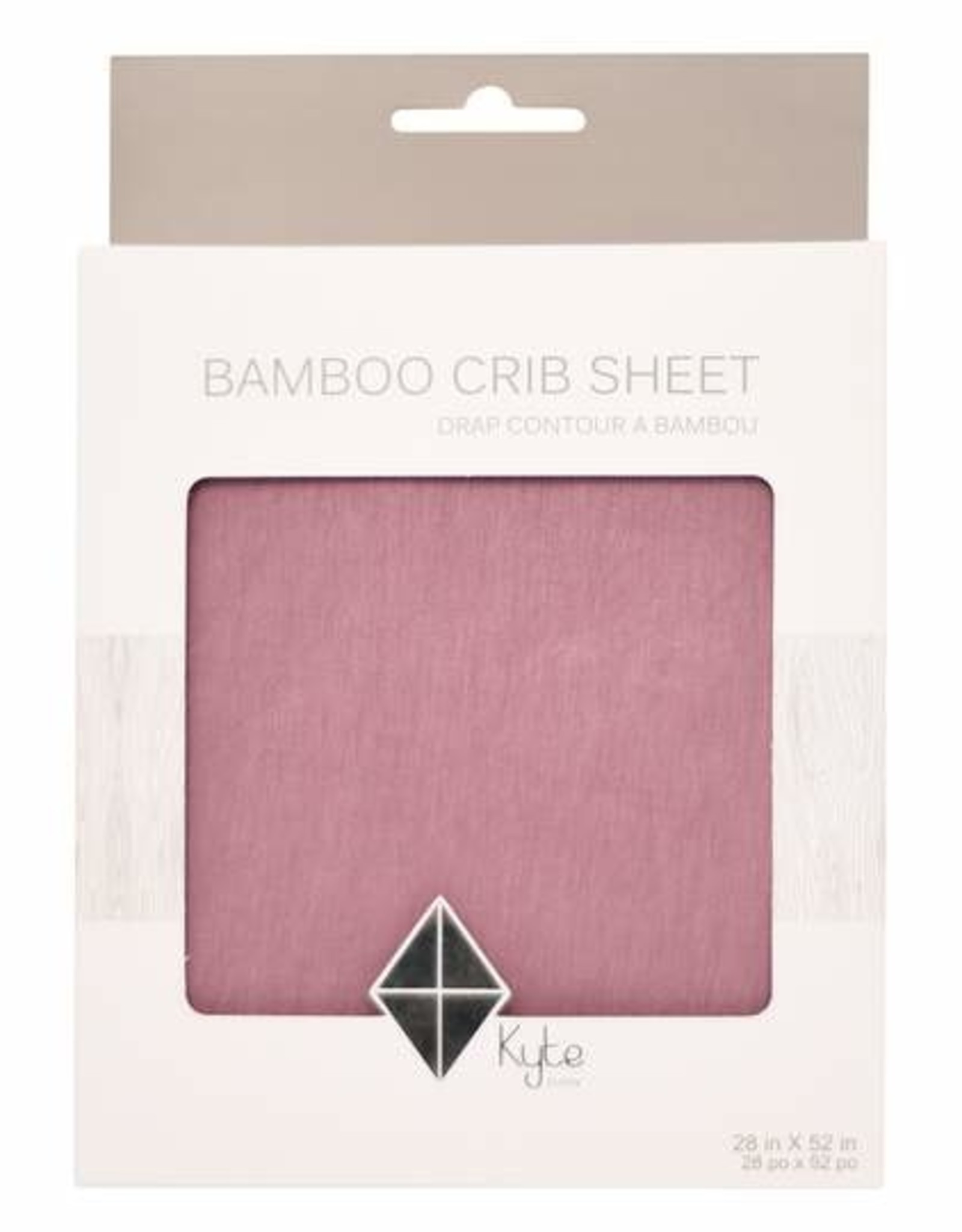 Kyte BABY Crib Sheet