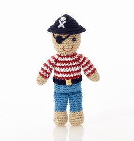 Pebble Pirate Rattle