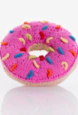 Pebble Donut Rattle