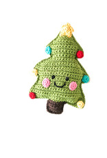 Pebble Christmas Tree Rattle