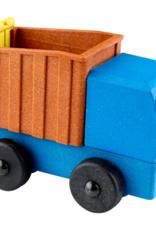 Luke's Toy Factory Dump Truck