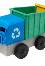 Luke's Toy Factory Recycling Truck