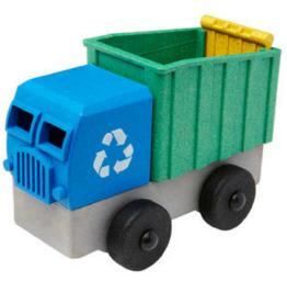 Luke's Toy Factory Recycling Truck