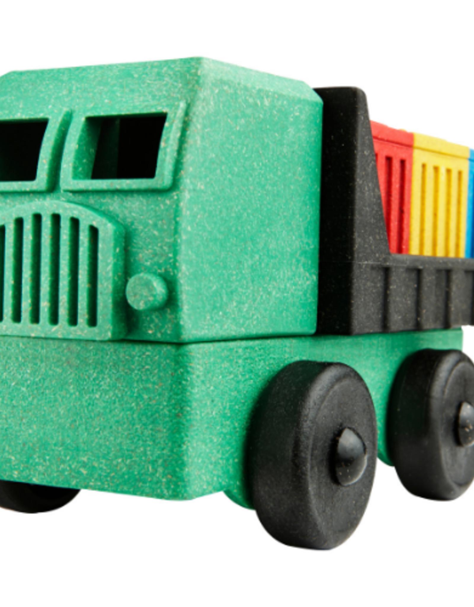 Luke's Toy Factory Cargo Truck