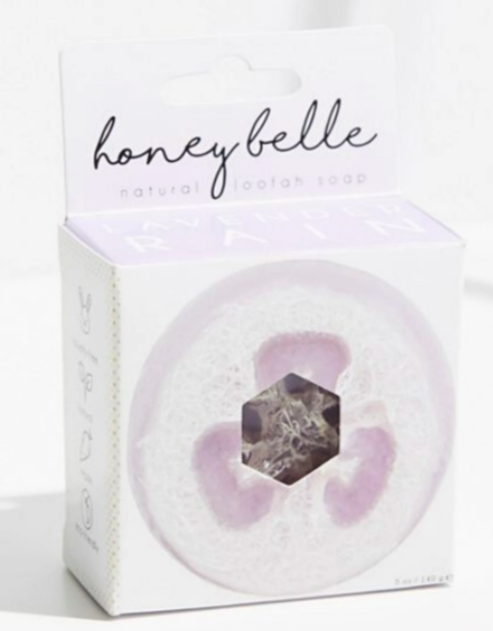 Honey Belle Loofah Soap