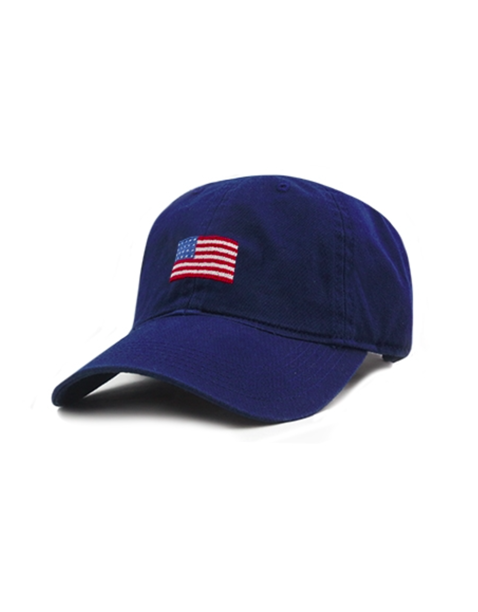 Smathers and Branson American Flag Small Fit Hat (Navy)