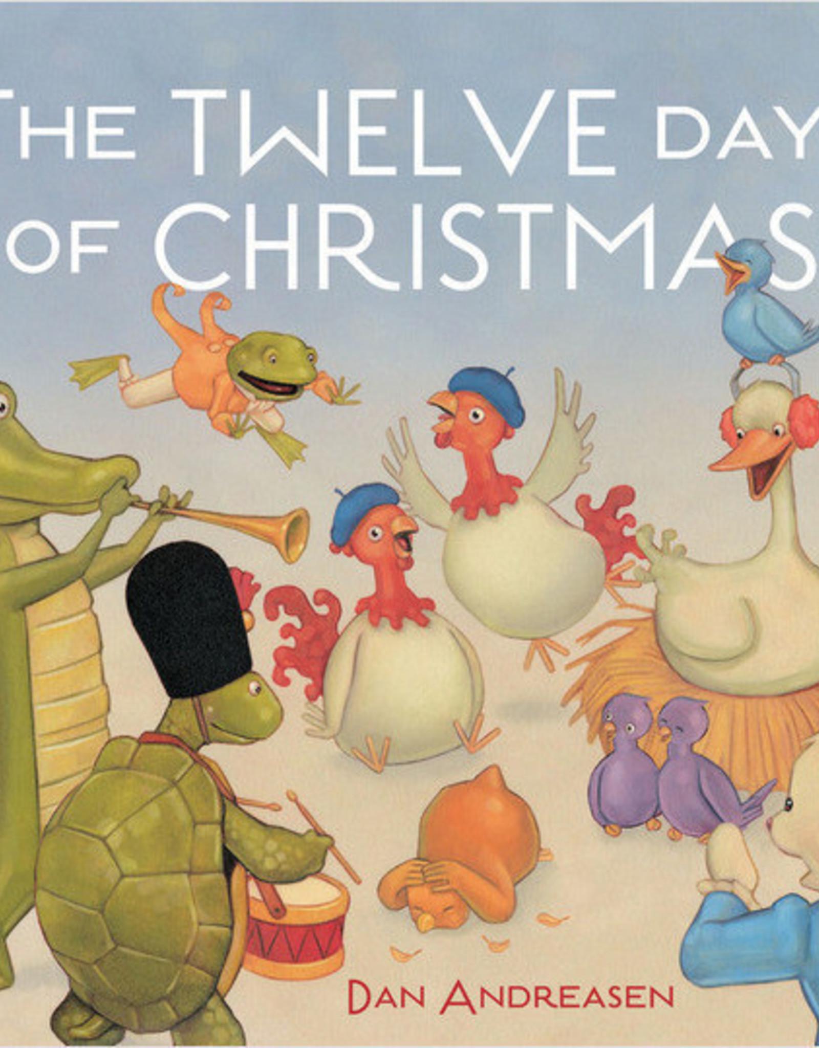 Sleeping Bear The Twelve Days of Christmas