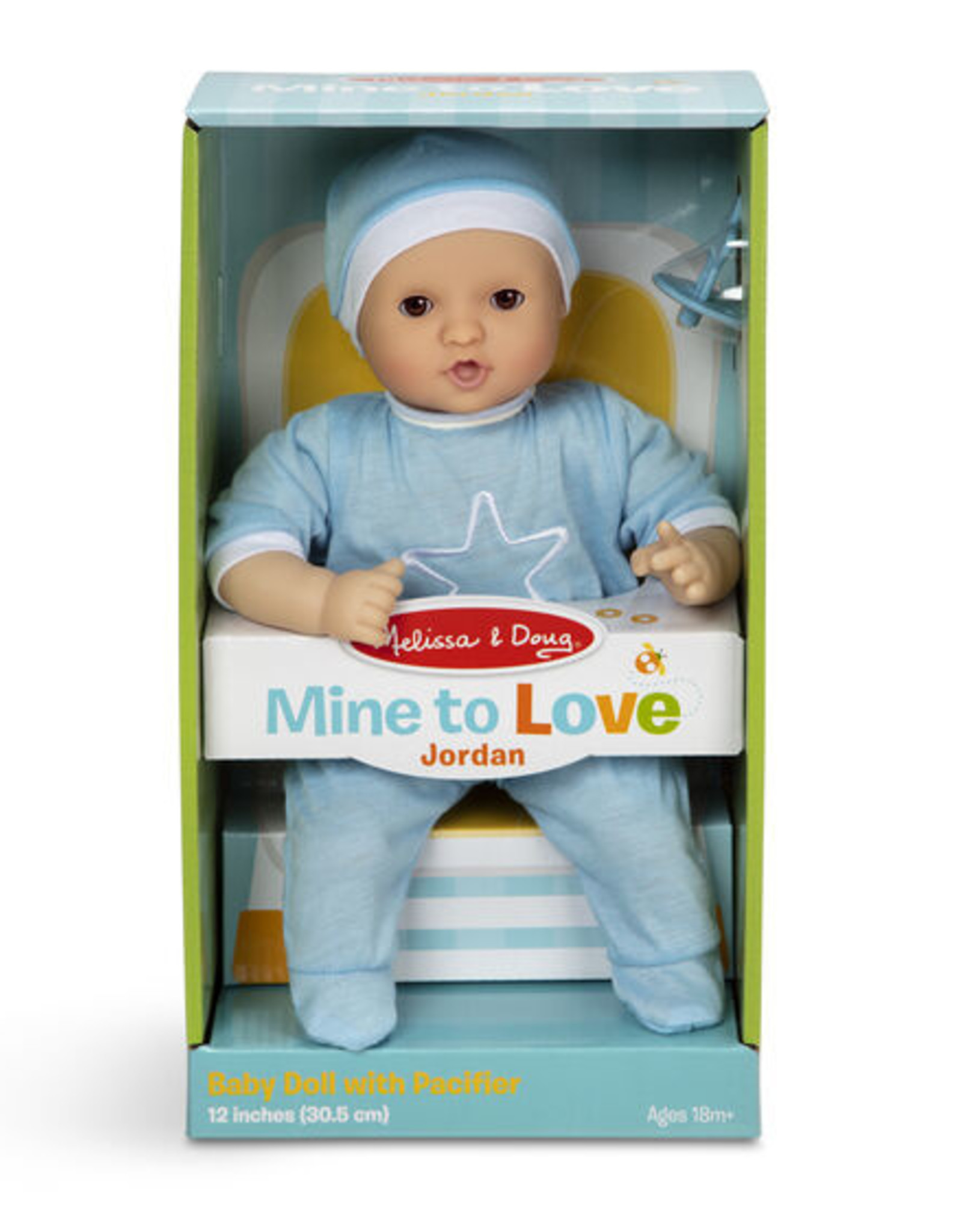 Melissa & Doug Mine to Love - Jordan