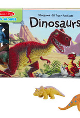 Melissa & Doug Play Along - Dinosaurs