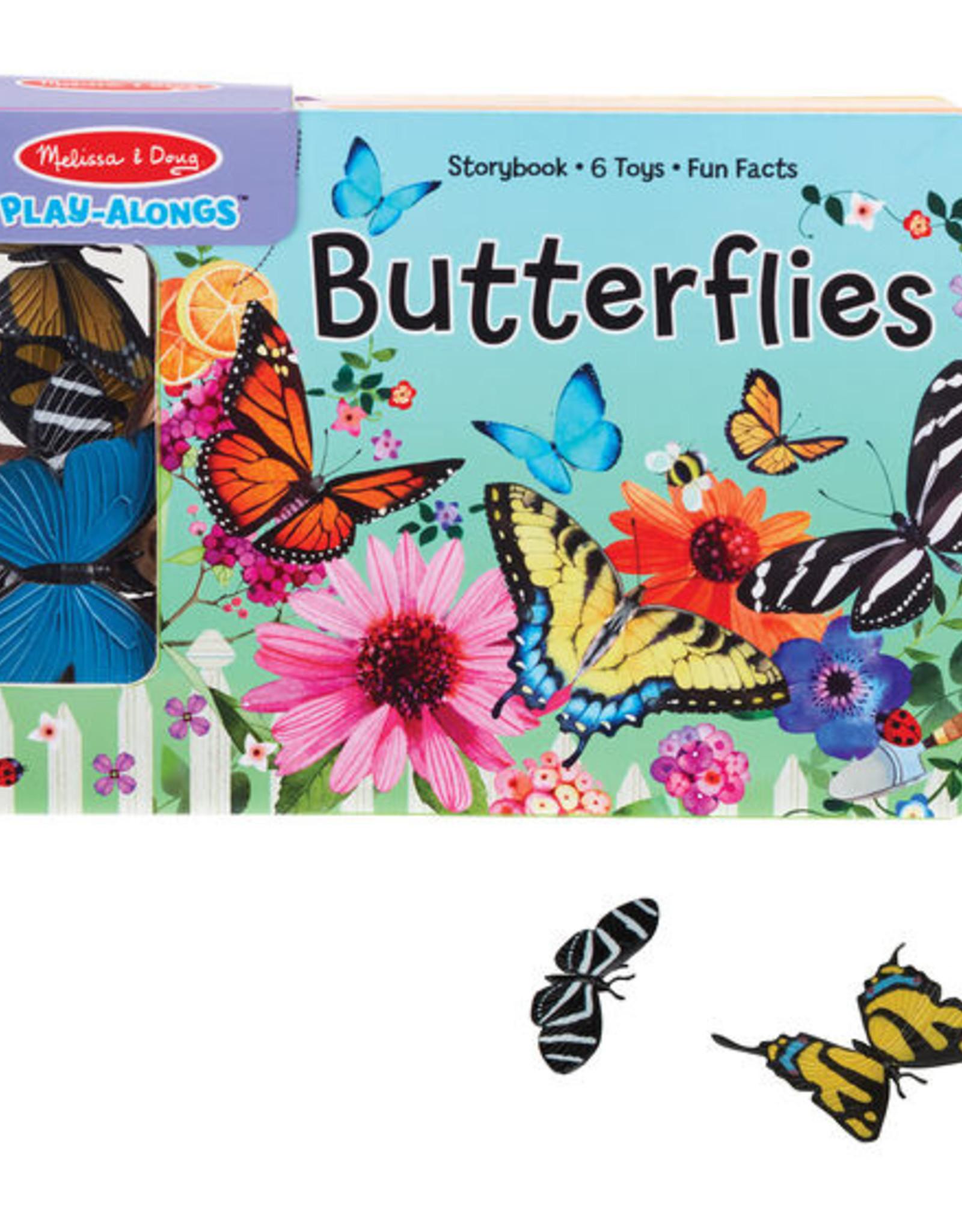 Melissa & Doug Play Along - Butterflies
