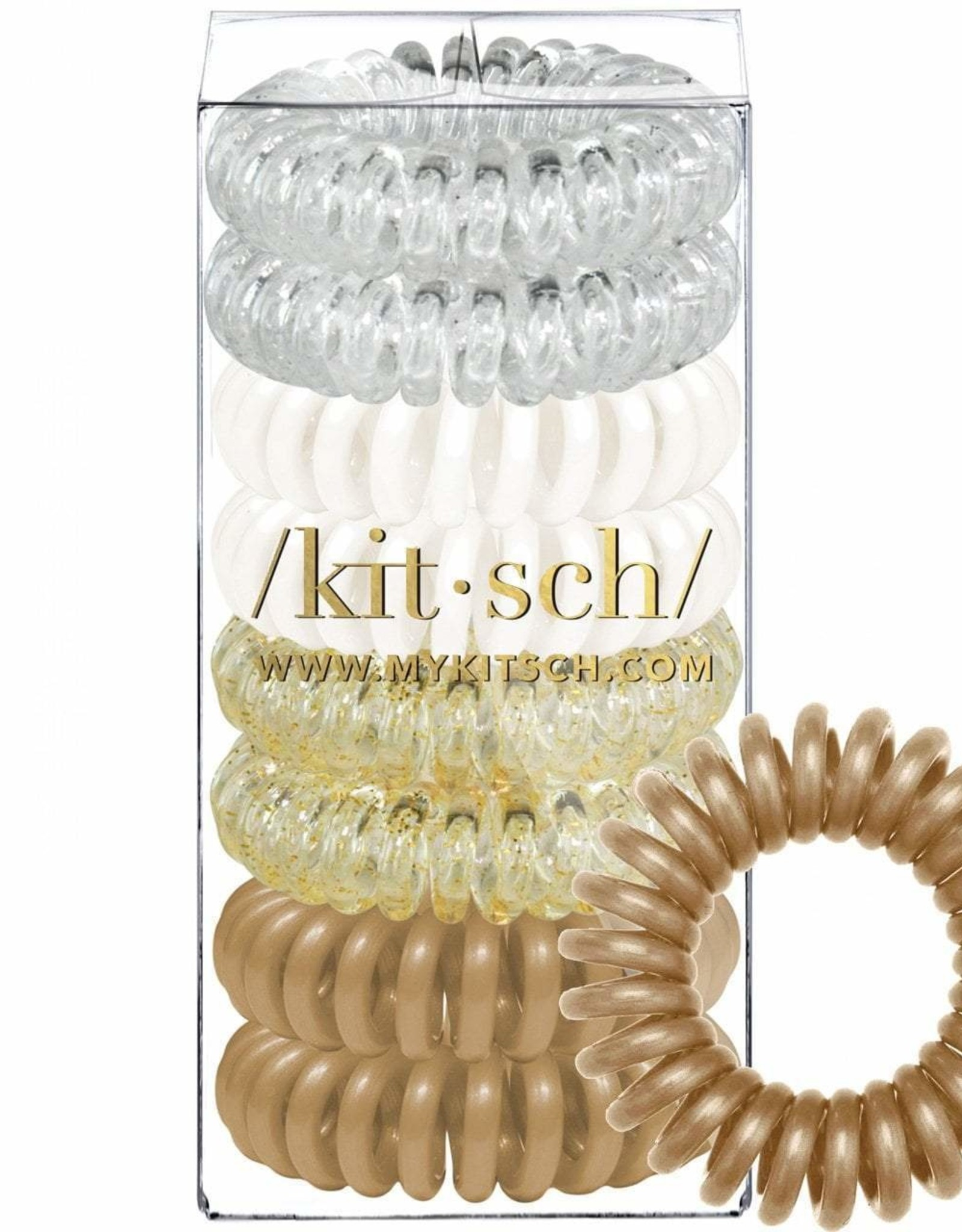 Kitsch Hair Coils- 8 Pack