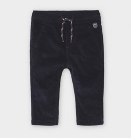 Mayoral Microcord Lined Trousers