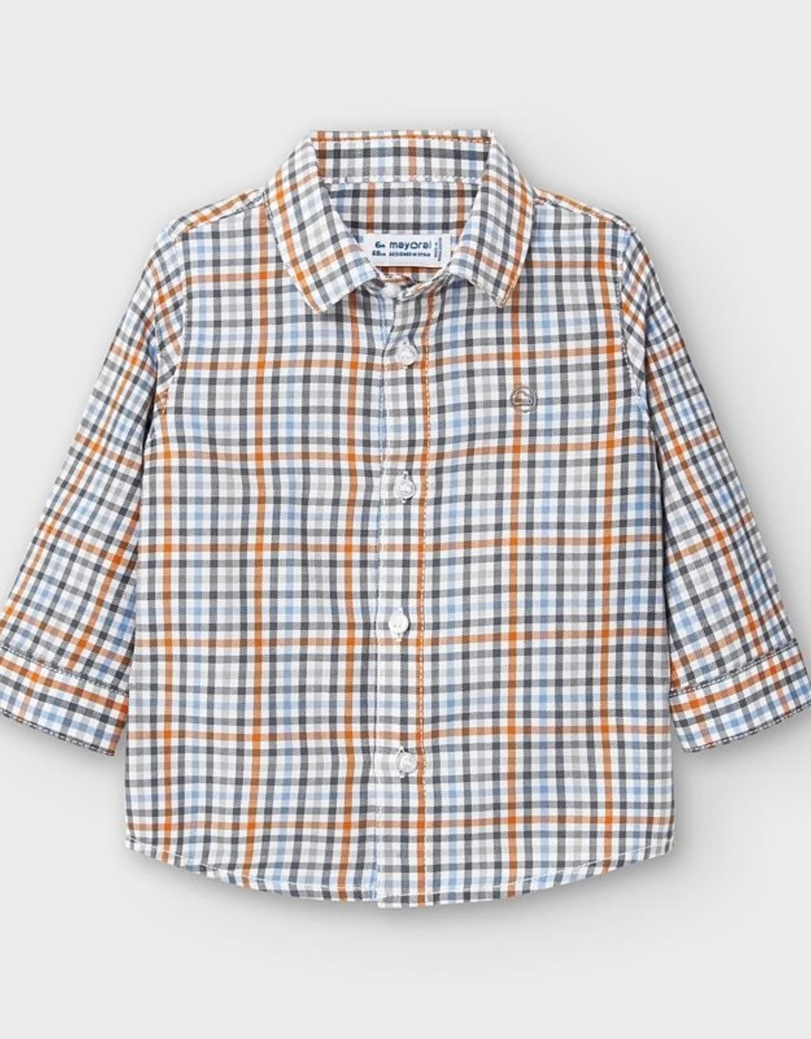 Mayoral Floyd Check Shirt