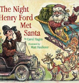 Sleeping Bear The Night Henry Ford Met Santa