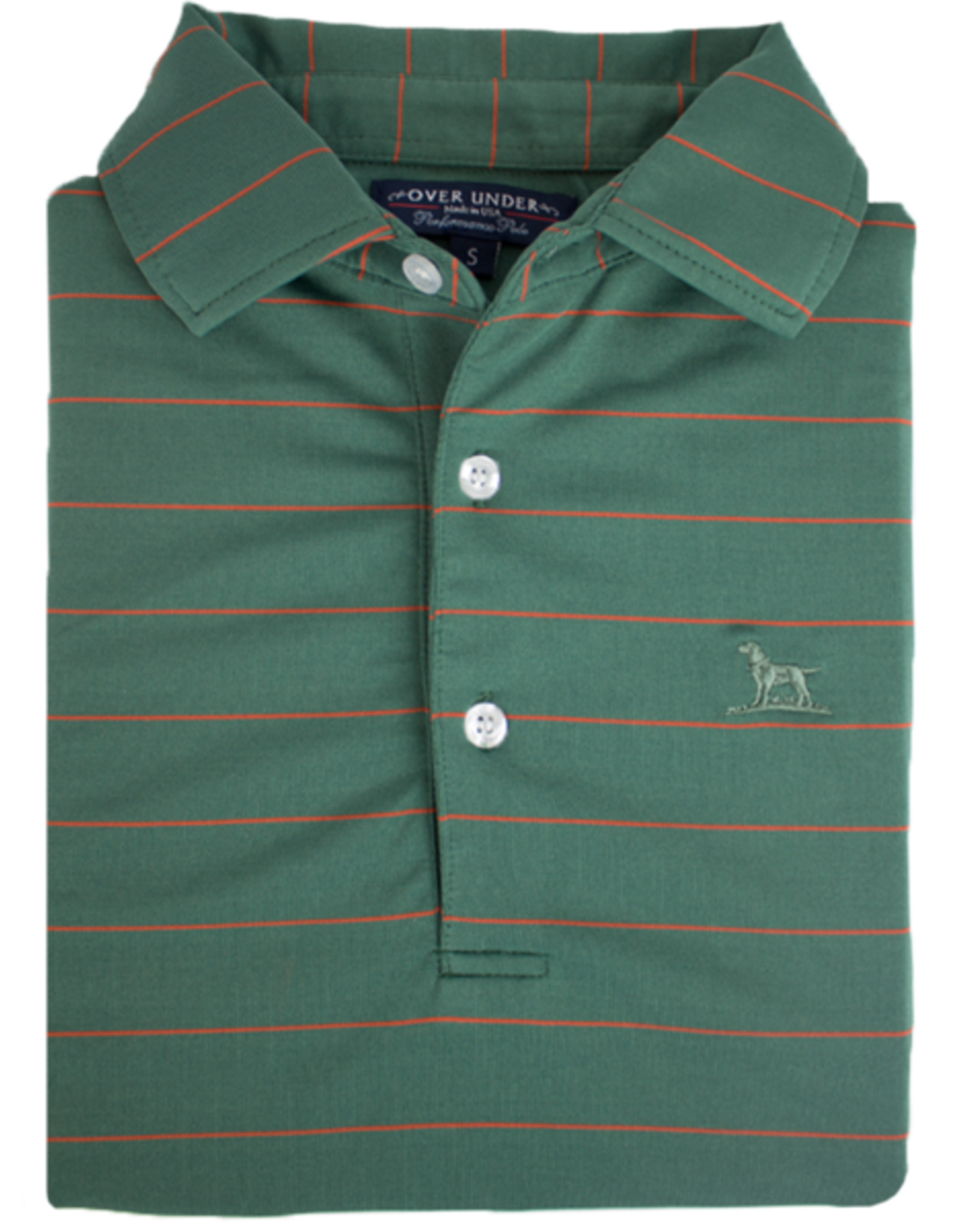 Over Under Performance Polo