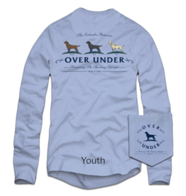 Over Under L/S Youth Lab Trio