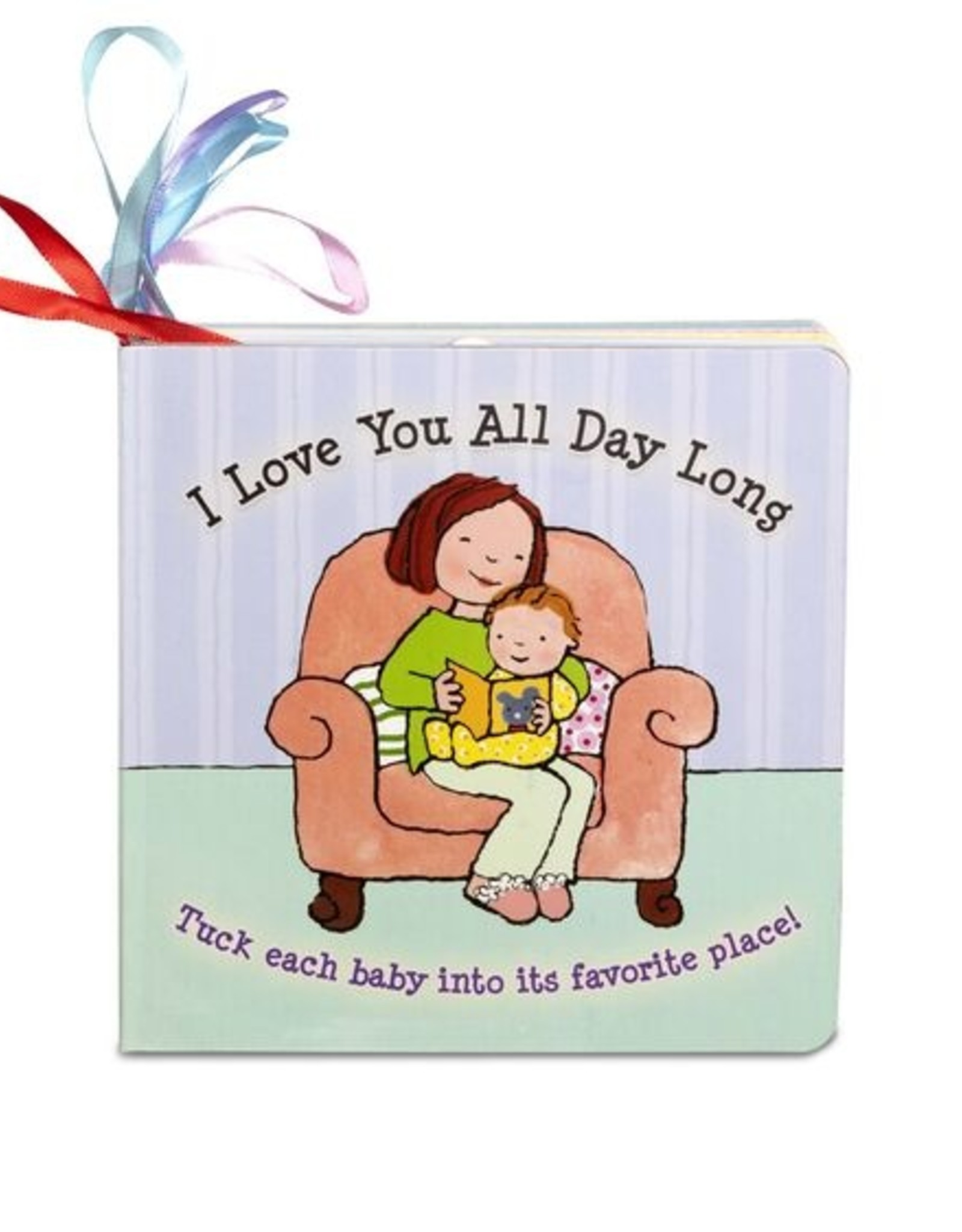 Melissa & Doug I love you all day long