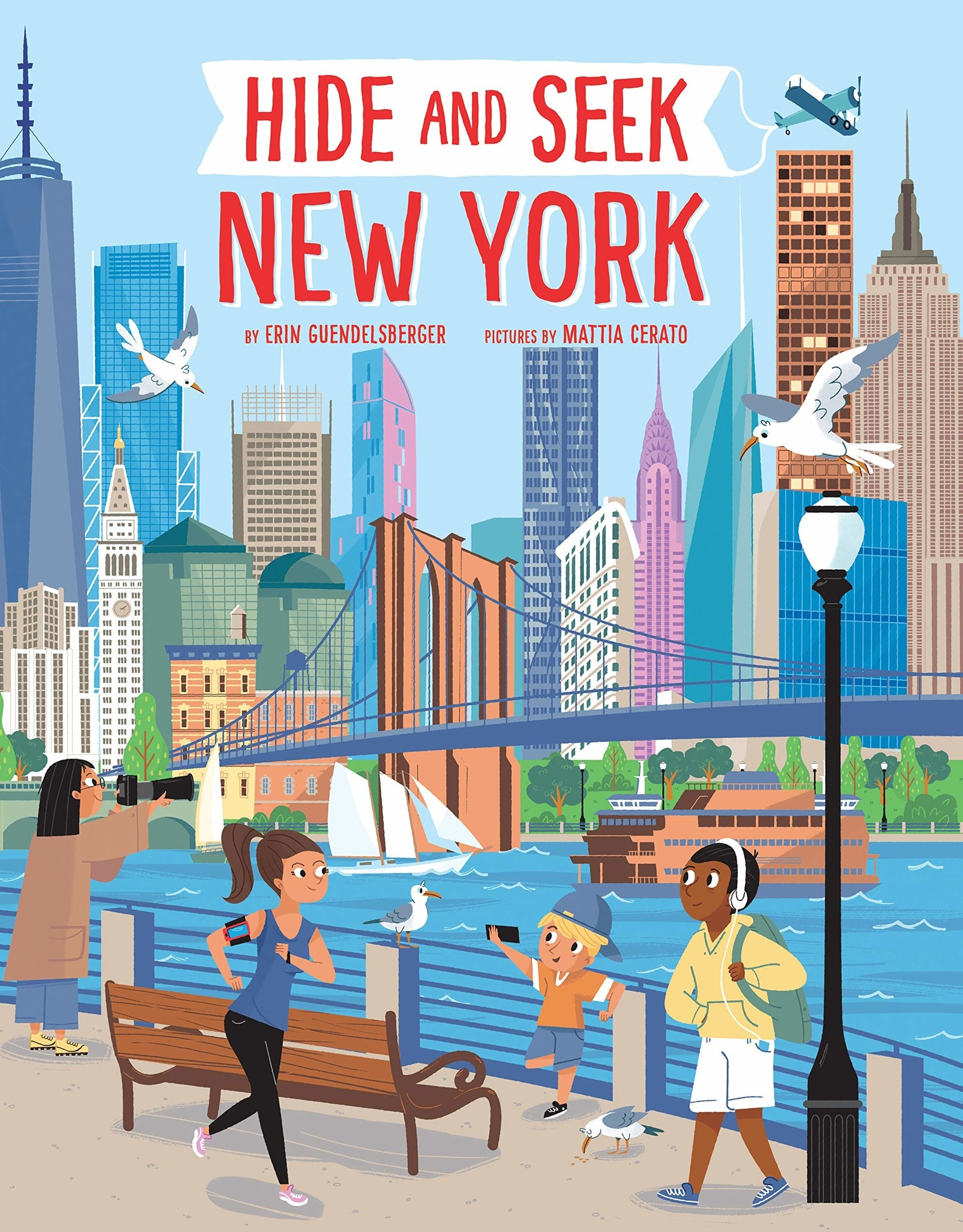 Sourcebooks Hide and Seek New York City