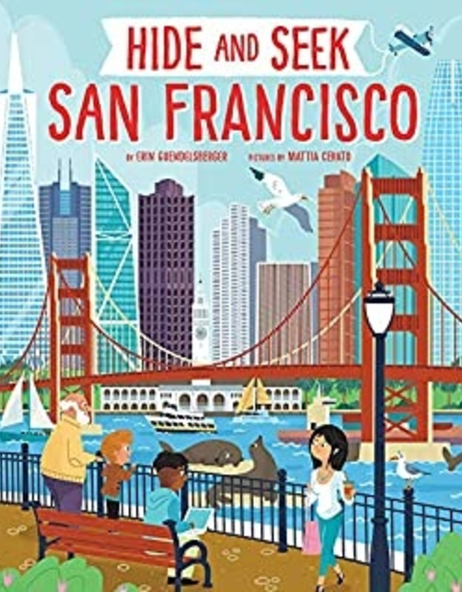 Sourcebooks Hide and Seek San Francisco